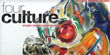 Sounds, Visions, Words & Voices: Fourculture's Issue 9 is Out Now