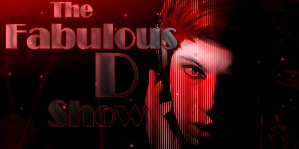 The Fabulous D Show: Amanda Kerri is Comedianish