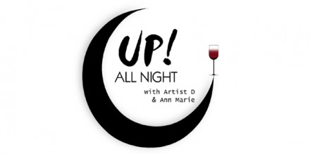 Up! All Night with Artist D & Ann Marie: Albino Peeps in Your Mouth