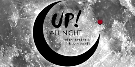 Up! All Night with Artist D & Ann Marie: Christmas Office Party