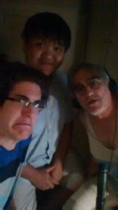 Ray Cotolo Phil Hong and Frank Cotolo