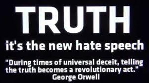 Savino Veritas Truth is Hate Speech
