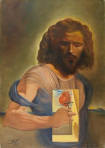 Jesus Christ joins Thom Savino on Savino Veritas