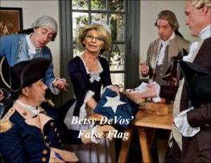 Savino Presents Betsy DeVos