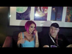 Jiggy Jaguar at AVN in Las Vegas